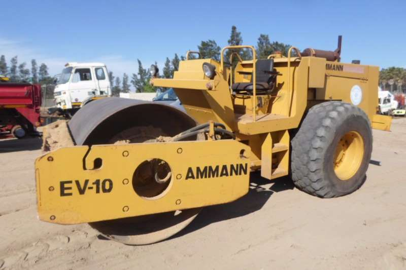 Ammann Ammann Duomat EV-10 Rollers