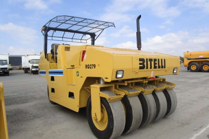 Bitelli RG279 Rollers