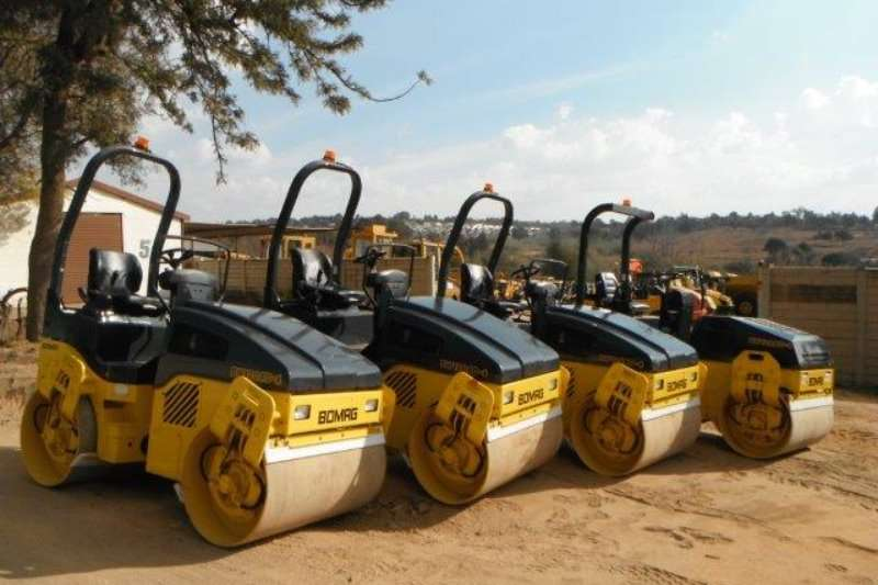 Bomag BOMAG BW120AD-4 Rollers