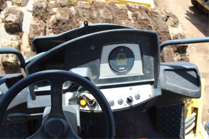 Bomag Bomag BW219 PD 4 Padfoot Roller Rollers