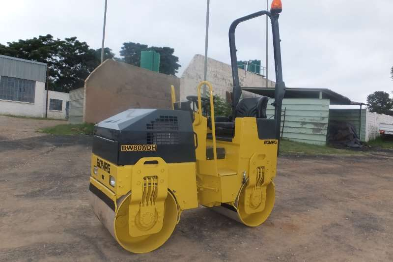 Bomag BOMAG BW80DH 2 Rollers