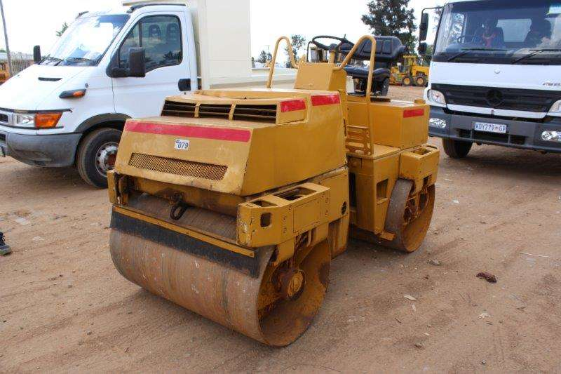 Bomag BOMAG SMOOTH RIDE ON DRUM ROLLER Rollers