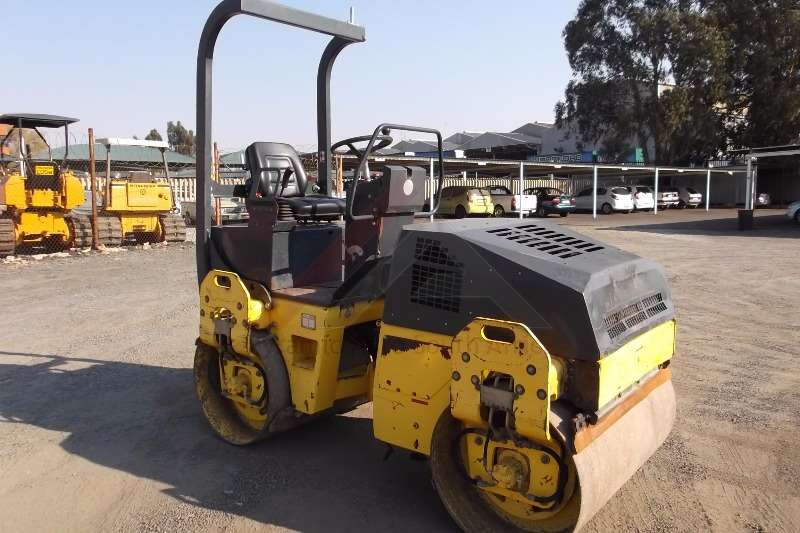Bomag BW120AD-3 Rollers
