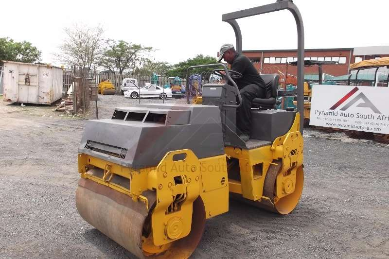 Bomag BW120AD 3 Rollers
