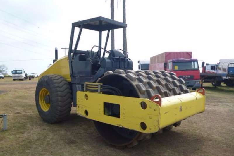 Bomag BW212PD40 Padfoot Roller Rollers