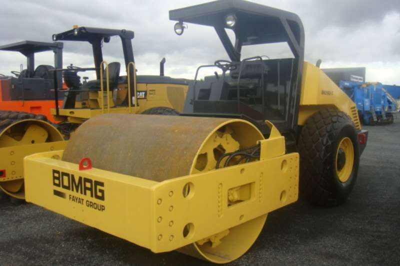 Bomag BW216D 3 Rollers