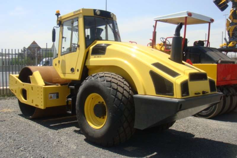 Bomag BW219D-4 Rollers