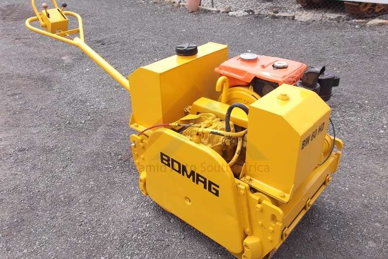 Bomag BW60HD Rollers