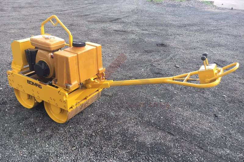 Bomag BW60HG Rollers