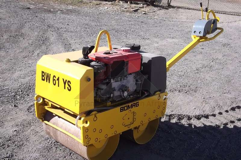 Bomag BW61YS Rollers