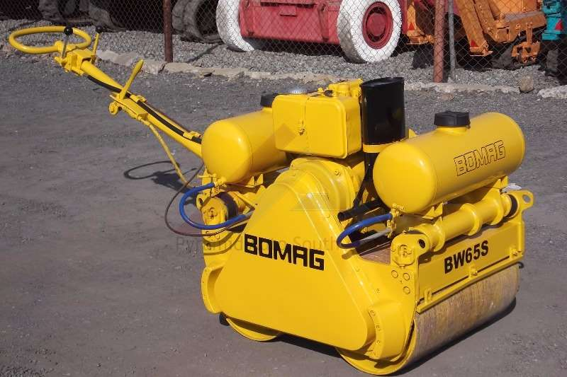 Rollers Bomag BW65S 0