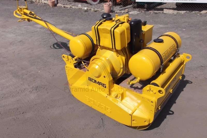 Rollers Bomag BW75S 0