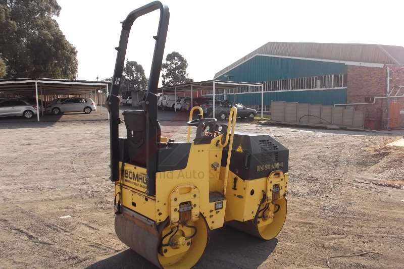 Bomag BW80ADH 2 Rollers