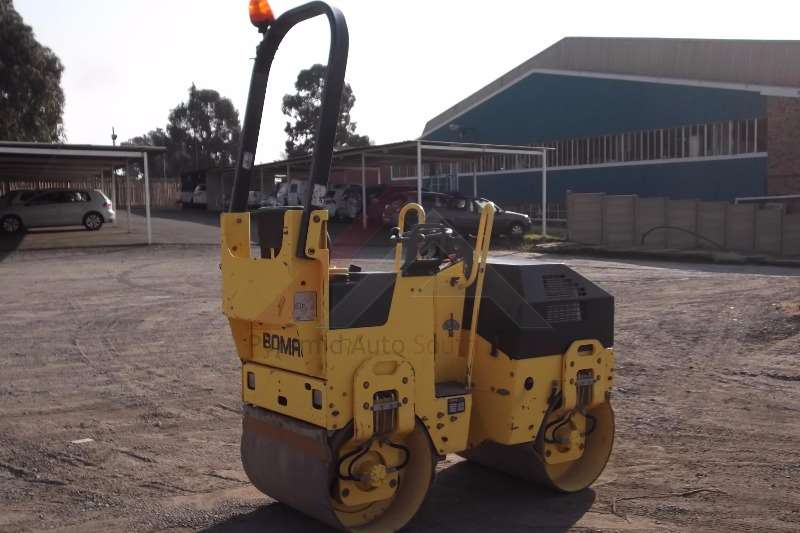 Bomag BW80ADH-2 Rollers