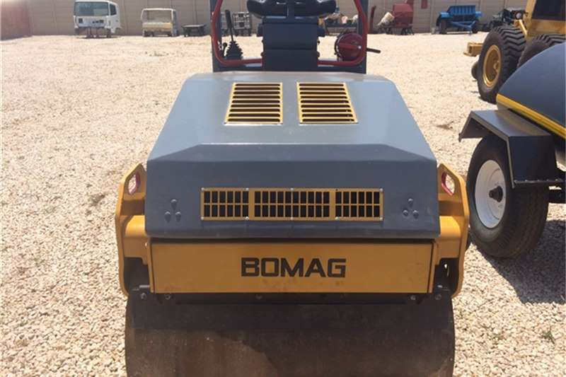 Bomag Flat deck BW120 AD-3 Rollers