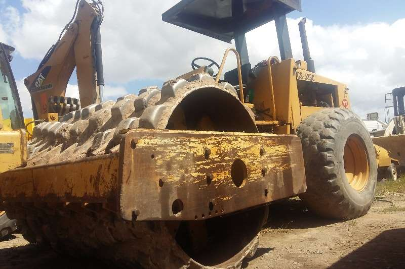 Caterpillar Cat CP533C CP  Padfoot Rollers