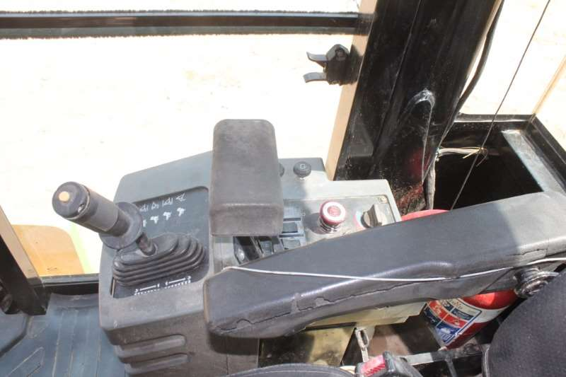 Caterpillar CS533 XT Compactor Rollers