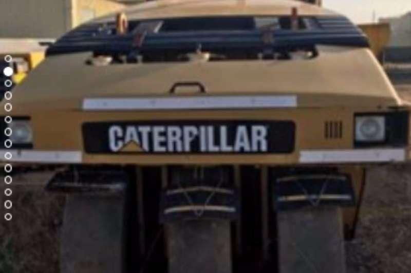 Caterpillar PF300 Pneumatic Roller Rollers