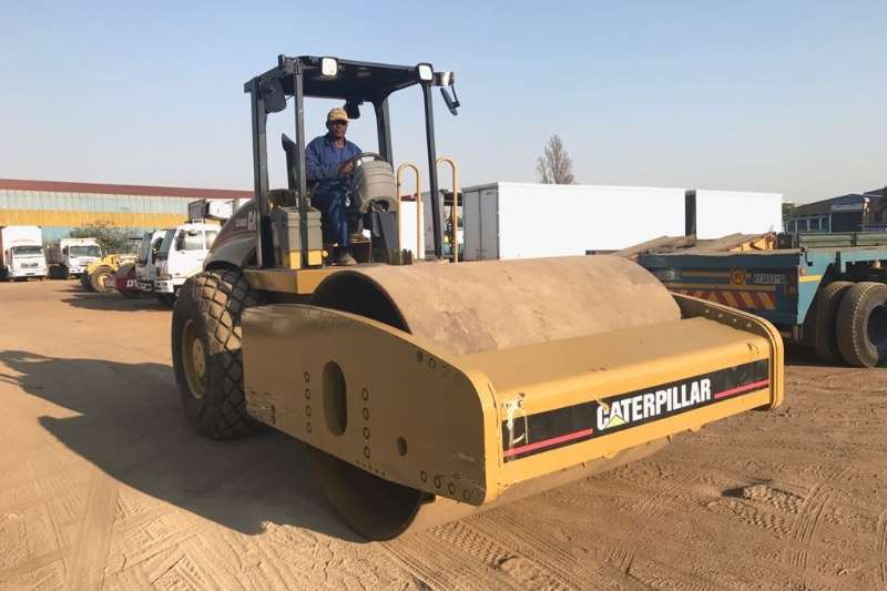 Caterpillar Tandem roller CS663E S/DRUM ROLLER Rollers
