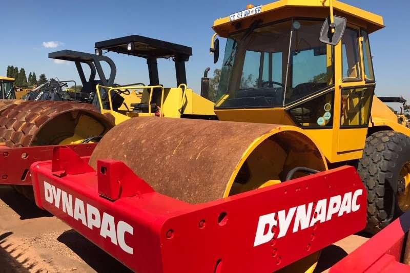 Dynapac 2009 Dynapac CA602D Rollers