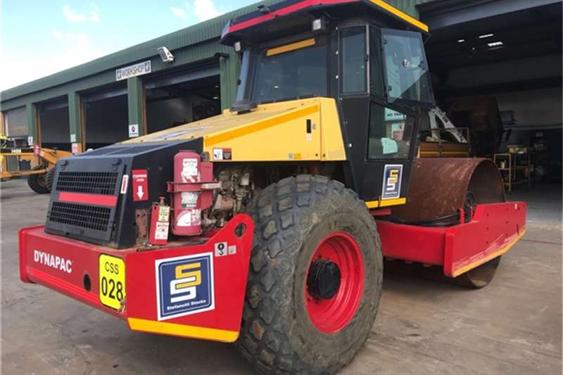 Rollers Dynapac CA280 D ROLLER 2011