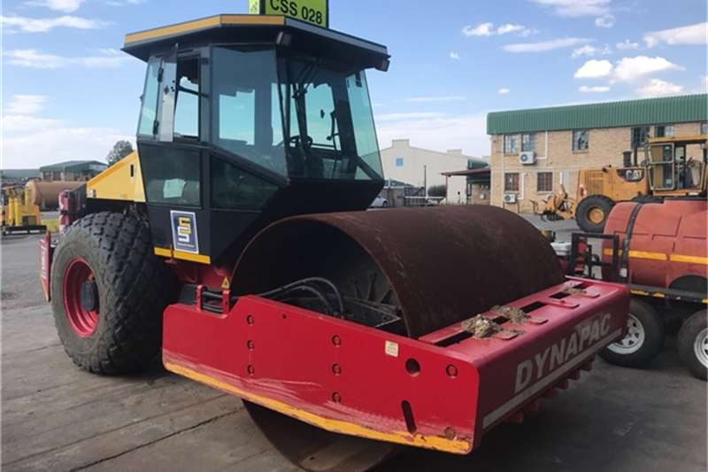 Dynapac CA280D SMOOTH DRUM ROLLER Rollers