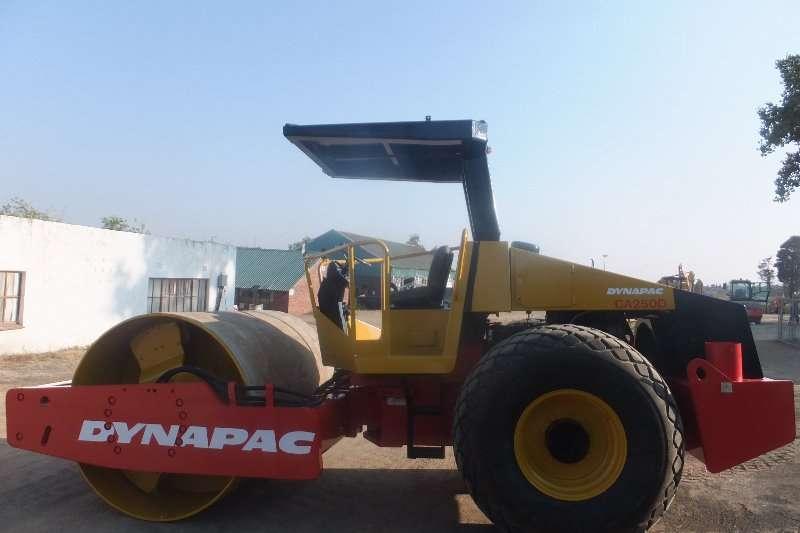 Dynapac DYNAPAC CA250D Rollers