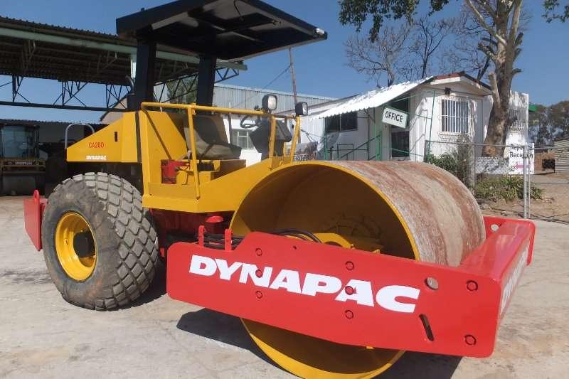 Dynapac DYNAPAC CA280D Rollers