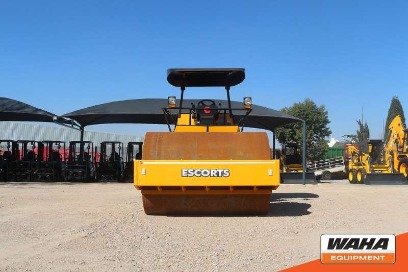 Escorts EC2420 Smooth Drum Rollers