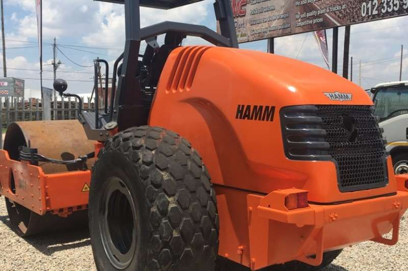 Rollers Hamm 3411 2006