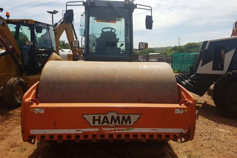 Hamm 3414 Rollers