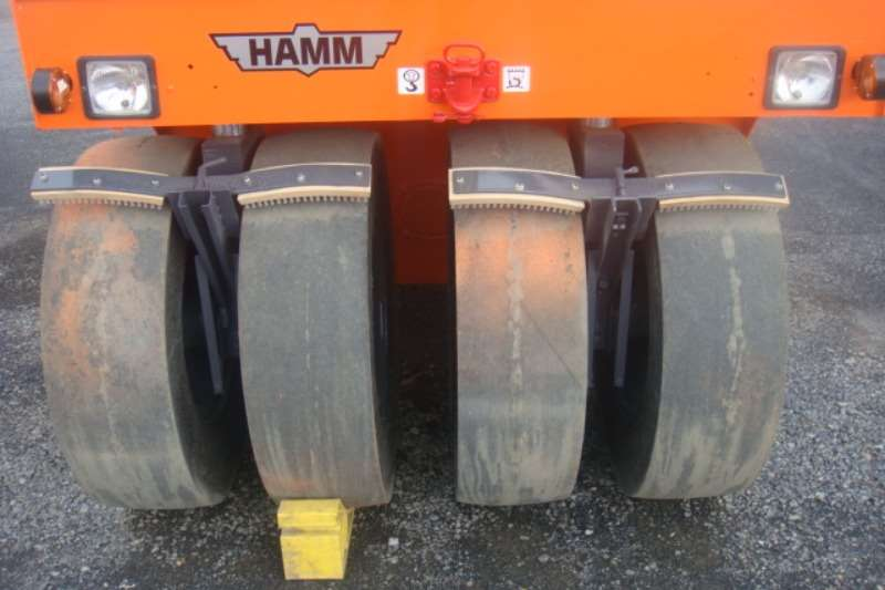 Hamm GRW18 Rollers