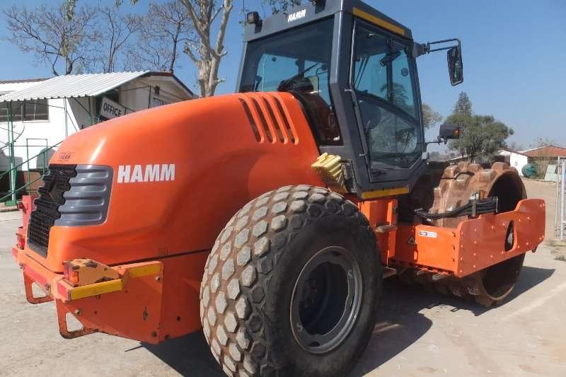 Hamm HAMM 3411 PD Rollers