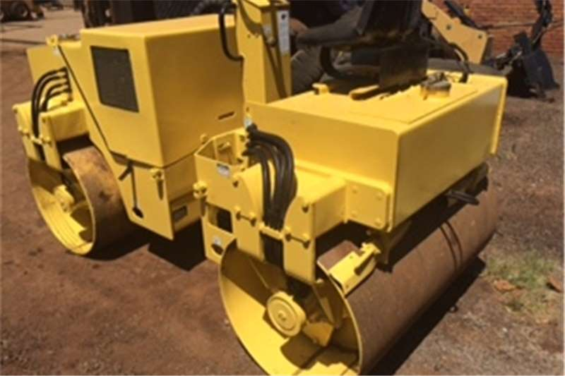Ingersoll Rand DD-32 VIBRATORY ROLLER Rollers