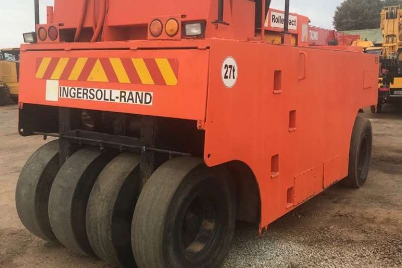 Ingersoll Rand Ingersoll Rand 27T Rollerpact Rollers
