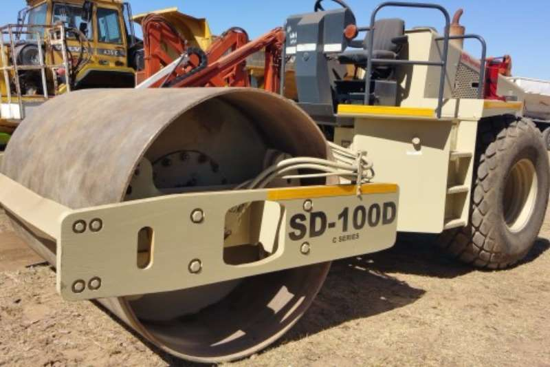 Ingersoll Rand SD100D Rollers