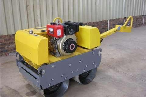 Kipor 770Kg Vibrating Roller Rollers