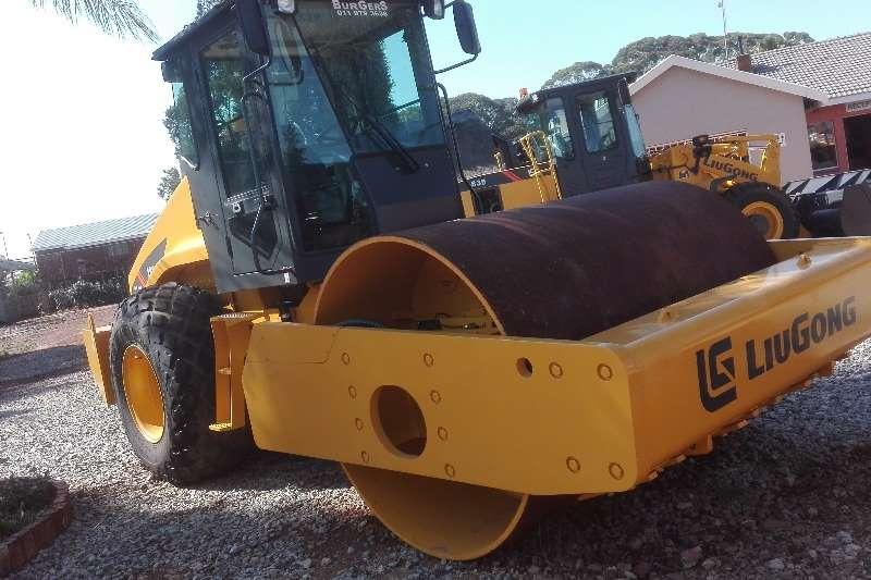 Liugong CLG614 Roller Rollers