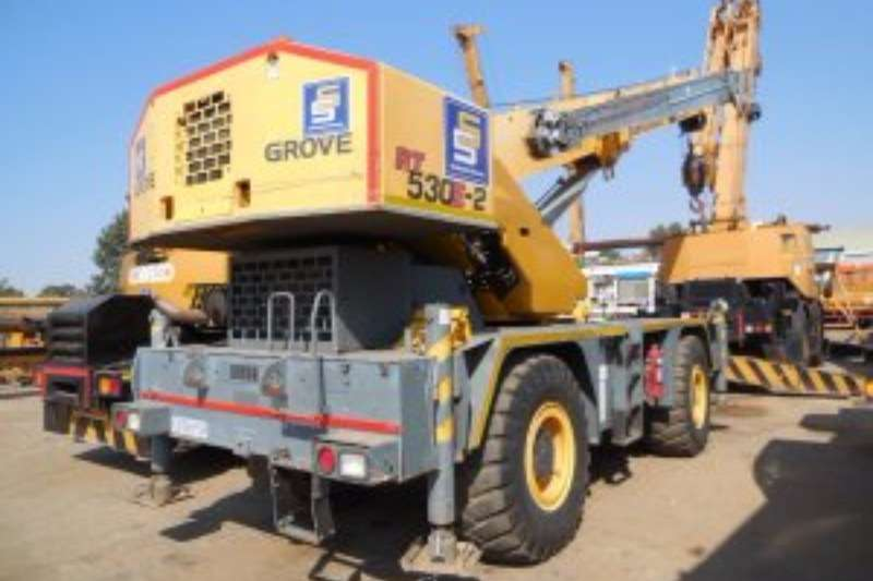 Grove RT530E-2 ROUGH TERRAIN MOBILE CRANE Rough terrain crane