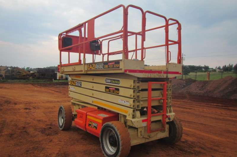 JLG JLG 3369LE 11.86M ELECTRIC SCISSOR LIFT Scissor lifts