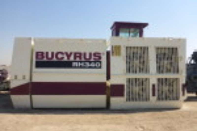 Bucyrus RH340B Shovel