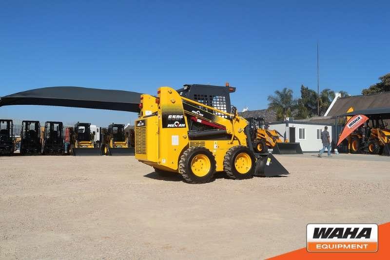 Wecan 650F Skid Skidsteer loader