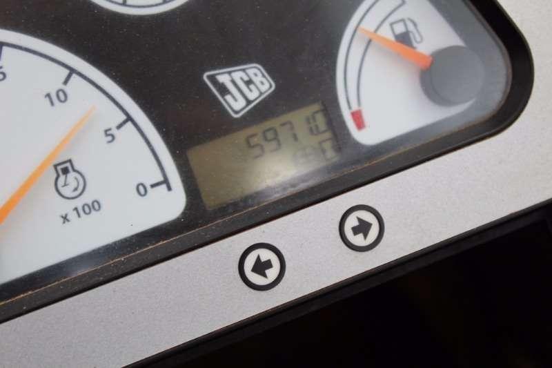 JCB 535 125 Telehandler Telescopic handlers
