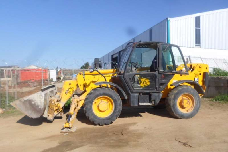 JCB JCB 535 125 Loadall Telescopic Handler Telescopic handlers
