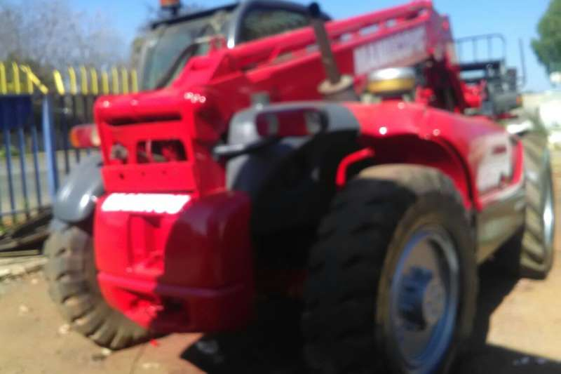 Manitou Telly Handler Telescopic handlers