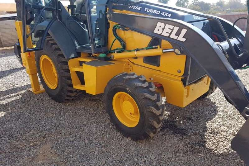 TLBs Bell 2013 Bell 315sk 4x4 tlb 2013