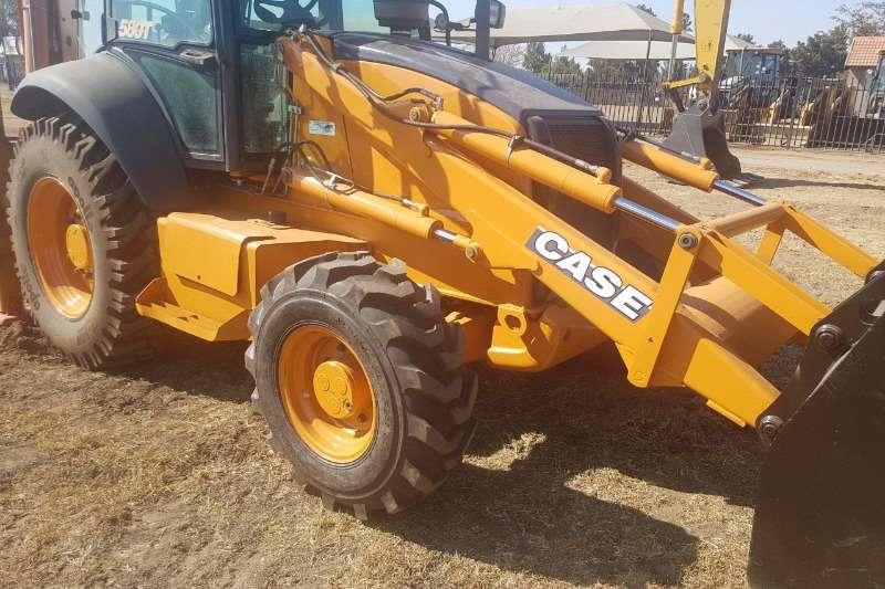 Case 580T 4X4 (5000HRS) TLBs