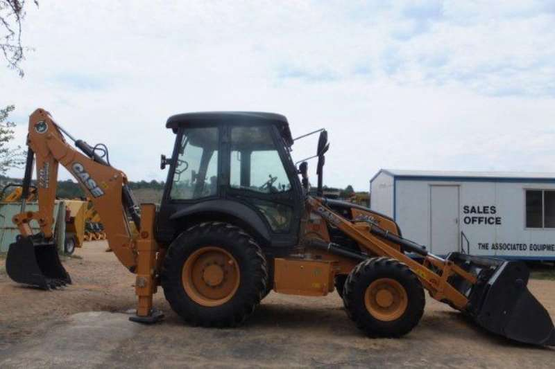 Case CASE 770EX TLB TLBs