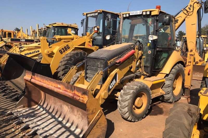 TLBs Caterpillar 2009 Caterpillar 428E 4X4 Tlb 2009