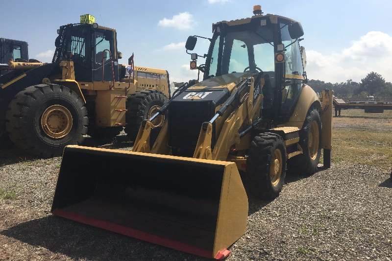 Caterpillar 2013 CAT 428F TLBs